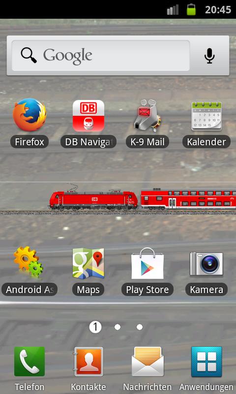 Eigene bilder als live hintergrund android