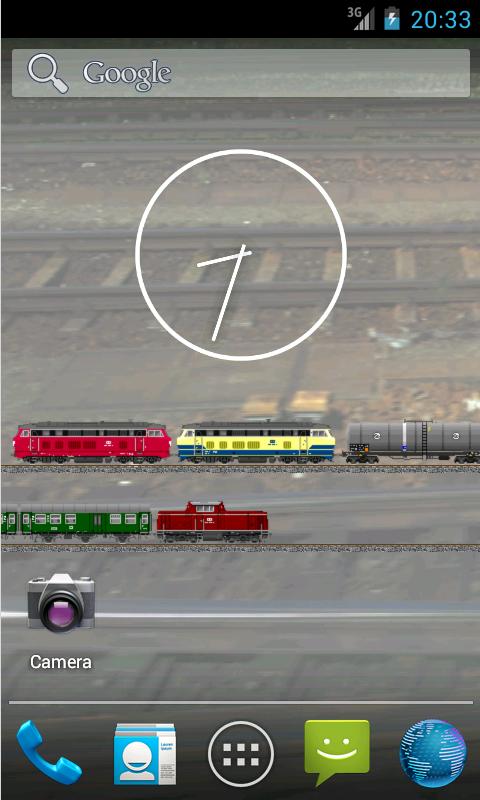 Mm eisenbahn - Mm screensaver ...